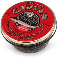 Marky's Royal Sevruga Caviar (4 oz. Jar)