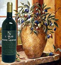 Montevertine  Extra Virgin Olive Oil (Tuscany )