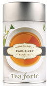 Tea Forte Earl Grey Black Tea