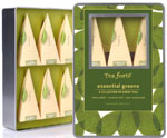 Tea Forte Essential Greens Tea Collection