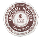 Mexicano Chocolate Discs / Cacao Puro