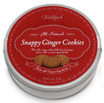 Torn Ranch Snappy Ginger Cookies