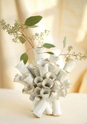 Flowering Tube Barnacle Vase