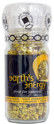 Earth�s Energy Spice Grinder / Elements of Spice